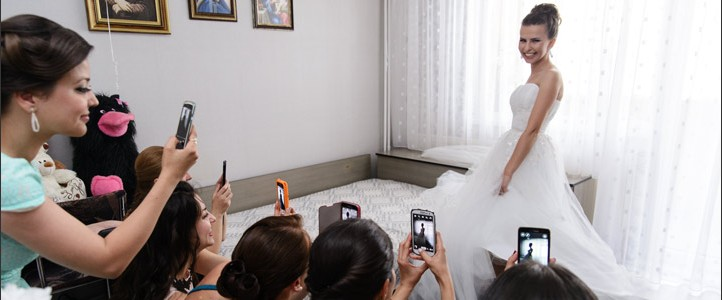 Съвети за красиви сватбени снимки